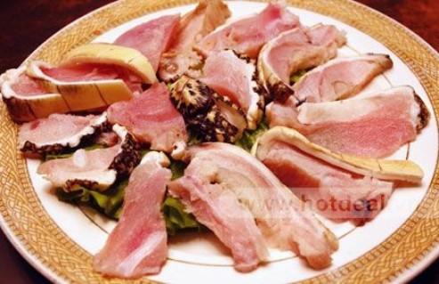 Chế Biến Nhiều Món Ăn Thơm Ngon, Bổ Dưỡng Tại Nhà Với 2Kg Thịt Cá Sấu Đóng Gói Đông Lạnh. Voucher 210.000 VNĐ, Còn 129.000 VNĐ, Giảm 39%.