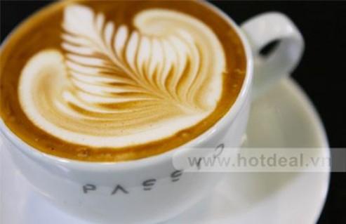 Thưởng Thức Các Loại Thức Uống Tinh Khiết Mang Đậm Hương Vị Việt, Phong Cách Ý Tại Café Passio. Voucher 100.000 VNĐ, Còn 69.000 VNĐ, Giảm 31 %. - 1 - Ăn Uống - Ăn Uống