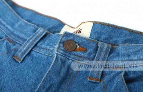 Trẻ Trung, Năng Động Với Quần Short Jeans Nam Dạo Phố - Kiểu Dáng Form Rộng Cho Bạn Nam Thoải Mái Vận Động Ở Mọi Tư Thế. Giá 180.000 VNĐ, Còn 90.000 VNĐ, Giảm 50%. - 2 - Thời Trang và Phụ Kiện - Thời Trang và Phụ Kiện