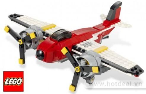 Quà Noel Ý Nghĩa Cho Bé - Bộ Đồ Chơi Phát Triển Trí Tuệ Lego 7292. Voucher 790.000đ Chỉ Còn 399.000đ. Giảm 49% Chỉ Còn Tại