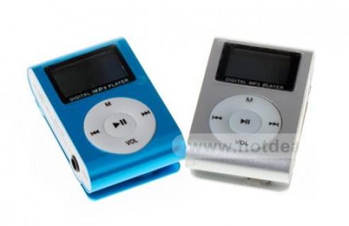 Tận Hưởng Âm Nhạc Chất Lượng Cao Với Máy MP3 Có Màn Hình Hỗ Trợ FM – Thiết Kế Nhỏ Gọn, Màu Sắc Thời Trang. Giá 210.000 VNĐ, Còn 119.000 VNĐ, Giảm 43 %.