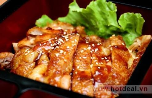 Ăn Trưa Theo Phong Cách Nhật Với 1 Trong 5 Set Ăn Trưa Kiểu Nhật Tại Nhà Hàng Yakiniku Shiki. Voucher 150.000đ Chỉ Còn 79.000đ. Giảm 47%