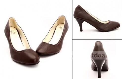 Giày Da Bít Mũi – Màu Sắc Trẻ Trung, Nhiều Size Để Lựa Chọn, Chất Liệu Giả Da Cao Cấp, Mềm Mại Cho Đôi Chân Của Bạn. Voucher 350.000 VNĐ, Còn 159.000 VNĐ, Giảm 55%.