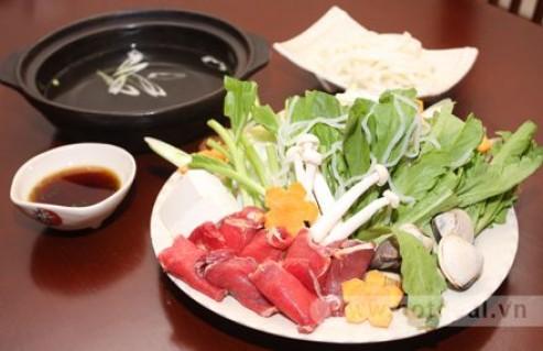Thỏa Sức Thưởng Thức Ẩm Thực Nhật Với Buffet Chọn Món Tại Bàn Với Nhà Hàng Mori. Voucher 350.000đ Chỉ Còn 220.000đ. Giảm …%