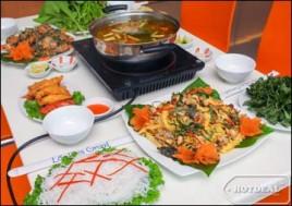 Hot Deal - Thuong Thuc Set Lau Ech Danh Cho 04 – 05 Nguoi Voi Nhieu Mon Ngon Hap Dan Tai Lau Boss Grand. Voucher 530.000D Giam 50% Chi Con 265.000D Tai