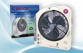 Hot Deal - Quat Sac Citizen XTC – 168 – Tich Hop Bong Den Led Tien Dung – Cho Ban Thoai Mai Su Dung Trong Nhung Ngay Cup Dien Hay Thoi Tiet Nong Buc. Voucher 320.000 VND, Con 50.000 VND, Giam 84%.