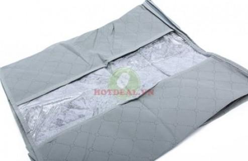 Túi Vải Đựng Drap Mền – Chất Liệu Vải Không Dệt Thân Thiện Với Môi Trường – Bảo Vệ Drap, Mền Khỏi Bụi Bẩn, Ẩm Mốc. Giá 110.000 VNĐ, Còn 57.000 VNĐ, Giảm 48%.