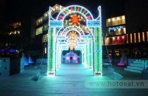 Đón Mùa Đông Diệu Kỳ Với Vé Xem Lễ Hội Snow & Light, Đài Quan Sát Sky 72 Và Đồ Uống Tự Chọn Tại Keangnam Landmark 72 Tower. Voucher 310.000đ Chỉ Còn 110.000đ. Giảm 65%