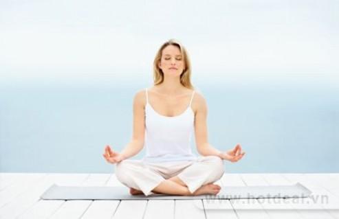 Rèn Luyện Sức Khỏe, Giữ Gìn Vóc Dáng Với Khóa Học Yoga 5 Buổi Tại CLB Nét Đẹp Phương Đông. Voucher 400.000đ Chỉ Còn 125.000đ. Giảm 69%