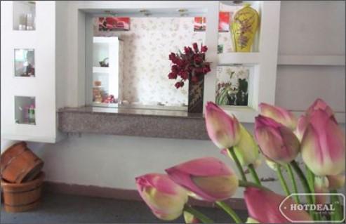 Cải Thiện Sức Khỏe Và Thư Giãn Với Gói Dịch Vụ Massage Chân Công Nghệ Hàn Quốc Kết Hợp Toàn Thân Đá Nóng Aroma Tại Alysa Spa. Voucher 450.000đ Chỉ Còn 89.000đ. Giảm …%