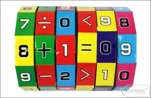 Cho Bé Yêu Thích Các Phép Toán Thông Minh Với Rubic Tập Tính. Voucher 50.000đ Chỉ Còn 34.000đ. Giảm 32%