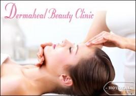 Hot Deal - So Huu Lan Da Tuoi Sang Min Mang Voi Dich Vu Cham Soc Tre Hoa Va Lam Sang Da Tai Dermaheal Beauty Clinic. Voucher 500.000D Giam 82% Chi Con 90.000D Tai
