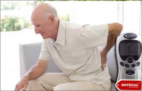 Máy Massage Và Bấm Huyệt Xung Điện Kỹ Thuật Số Digital Therapy Machine SYK 208 – Thay Bạn Chăm Sóc Sức Khỏe Cho Cả Gia Đình. Giá 300.000 VNĐ, Còn 150.000 VNĐ, Giảm 50%.