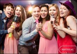 """""""Cháy"""" Hết Mình Với Những Ca Khúc Bất Hủ, Cho Những Cuộc Vui Thêm Phần Thú Vị Tại Karaoke Family. Voucher Chỉ 45.000Đ Cho Giá Trị Sử Dụng 160.000Đ, Ưu Đãi 72% Tại"""