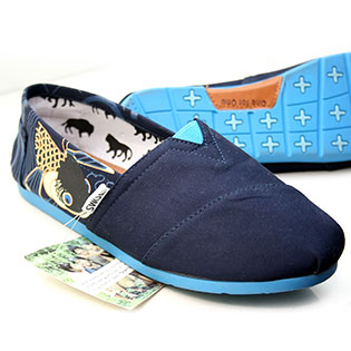 Hot Deal - Giay Toms Mau Moi 2014 Tai Tara Shop