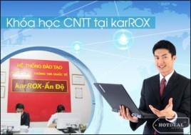 Hoàn Thiện Các Kỹ Năng Công Nghệ Thông Tin Với 1 Trong 4 Khóa Học Tại Học Viện KarROX. Voucher 2.800.000Đ Chỉ Còn 150.000Đ. Giảm 95%
