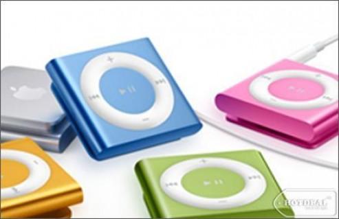 Tận Hưởng Âm Nhạc Ở Mọi Lúc, Mọi Nơi Với Bộ Sản Phẩm Máy Nghe Nhạc MP3 Shuffle + Sạc + Tai Nghe + Thẻ Nhớ 4GB. Giá 290.000 VNĐ, Còn 155.000 VNĐ, Giảm 47%. - Công Nghệ - Điện Tử