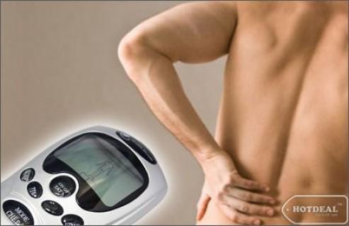 Máy Massage Xung Điện – Hoạt Động Đơn Giản, Cách Sử Dụng Dễ Dàng – Cho Bạn Cơ Thể Khỏe Mạnh, Tràn Đầy Sức Sống. Giá 280.000 VNĐ, Còn 150.000 VNĐ, Giảm 46%.