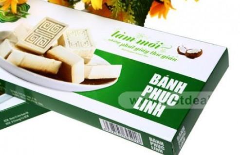 Ngày Tết Sum Vầy Thêm Ấm Cúng Combo 4 Hợp Bánh Phục Linh Hảo Hạng. Giá 120.000 VNĐ, Còn 72.000 VNĐ, Giảm 40%.