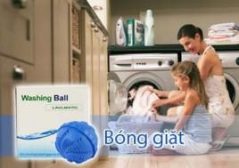 Cho Công Việc Giặt Giũ Trở Nên Đơn Giản Hơn Với Qủa Bóng Giặt Washing Ball Lavlmatic. Sản Phẩm Trị Giá 104.000Đ Chỉ Còn 52.000Đ. Giảm 50%