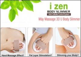 Xua Tan Cảm Giác Đau Mỏi, Lấy Lại Vóc Dáng Thon Gọn Với Máy Massage Body Slimmer. Voucher 440.000Đ Giảm 45% Chỉ Còn 219.000Đ Tại