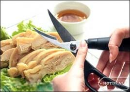 Kéo Cắt Gà Kitchen Scissors – Chiếc Kéo Đa Năng Và Cực Kỳ Tiện Lợi, Trợ Thủ Đắc Lực Của Các Bà Nội Trợ Trong Việc Bếp Núc. Sản Phẩm Trị Giá 96.000Đ Chỉ Còn 59.000Đ. Giảm 39%