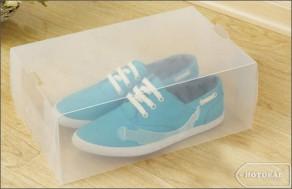 Bảo Quản Giày Dép Khoa Học Với Combo 5 Hộp Nhựa Đựng Giày Trong Suốt. Sản Phẩm Trị Giá 140.000đ Chỉ Còn 69.000đ. Giảm 50% - 1 - Gia Dụng