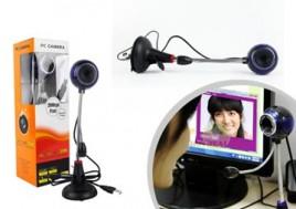 Trò Chuyện Thoải Mái Với Bạn Bè Bốn Phương Cùng Webcam Jnsen Chất Lượng Cao - Ống Kính Zoom 10X, Tiêu Cự 3.85 MM. Sản Phẩm Trị Giá 150.000Đ Chỉ Còn 75.000Đ. Giảm 50%