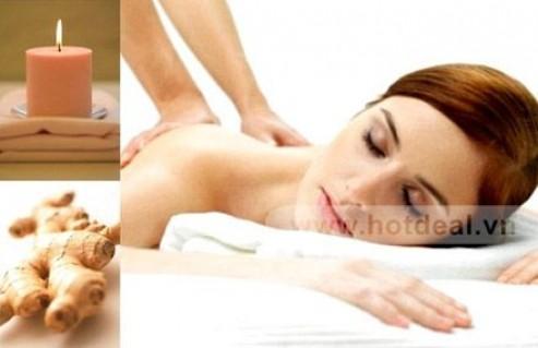 Tiếp Thêm Năng Lượng Cho Cơ Thể Và Giải Tỏa Mọi Căng Thẳng, Áp Lực Với 1 Trong 2 Gói Dịch Vụ: 'Massage Đá Nóng Ấn Độ Hoặc Massage Gừng Tươi' (75 Phút) Tại Eva Spa. Voucher 200.000 VNĐ, Còn 89.000 VNĐ, Giảm 56%.