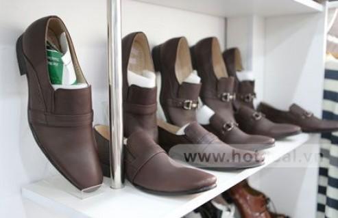 Năng Động, Lịch Lãm Và Sang Trọng Cùng Những Mẫu Giày Mới, Thời Trang Tại Shop Journey Men Style. Voucher 350.000 VNĐ, Còn 126.000 VNĐ, Giảm 64%.