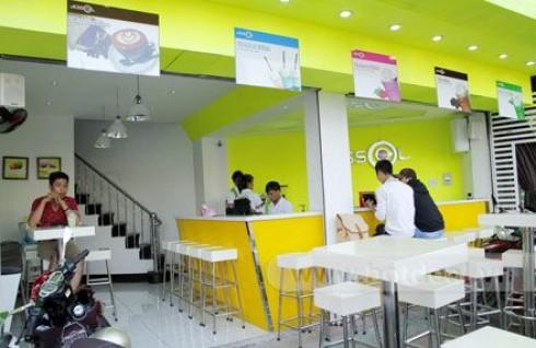Cơ Hội Thưởng Thức Các Món Uống Mang Đậm Phong Cách Ý Trong Không Gian Sang Trọng Tại Cafe Jessol. Voucher 70.000 VNĐ, Còn 35.000 VNĐ, Giảm 50%.
