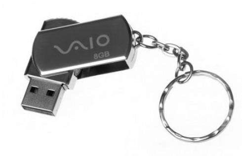 Thỏa Thích Lưu Trữ Và Sao Chép Dữ Liệu Với USB Vaio Inox 8Gb – Thiết Kế Gọn Nhẹ, Tốc Độ Truyền Tải Nhanh. Giá 300.000 VNĐ, Còn 125.000 VNĐ, Giảm 58%.
