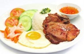 Thưởng Thức Tất Cả Các Món Ăn Và Thức Uống Hấp Dẫn Trong Thực Đơn Nhà Hàng Cơm Tấm Việt. Voucher 100.000 VNĐ, Còn 59.000 VNĐ, Giảm 41%.