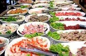 Thay Đổi Khẩu Vị Cùng Buffet Hải Sản Gồm Nhiều Món Khai Vị Độc Đáo, Món Lẩu Thơm Ngon Với Trên 50 Món Ăn Kèm + Trái Cây Tráng Miệng Tại Nhà Hàng Paradise. Voucher 199.000 VNĐ, Còn 120.000 VNĐ, Giảm 40%.