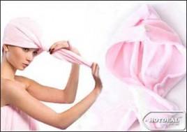 Thật Tiện Lợi Khi Gội Đầu, Trong Lúc Tắm Giặt – Combo 2 Khăn Gội Đầu Đa Năng Chỉ 48.000Đ Thay Vì 96.000Đ, Ưu Đãi 50% Tại