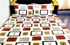 Bộ Drap Hoa Văn Đẹp, Mềm Mịn 100% Cotton Cùng 2 Vỏ Gối Nằm, 1 Vỏ Gối Ôm Vải Thắng Lợi. Giá 530.000 VNĐ, Còn 265.000 VNĐ, Giảm 50%