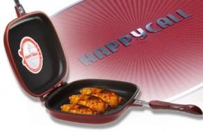 Cùng Vào Bếp Với Chảo 2 Mặt Happy Call, Kiểu Dáng Hàn Quốc. Voucher 650.000 VNĐ, Còn 359.000 VNĐ, Giảm 45%,