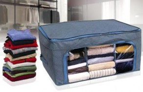 Túi Vải Đa Năng – Chất Liệu Vải Không Dệt Cao Cấp, Chống Bụi Bẩn, Ẩm Mốc. Giá 140.000 VNĐ, Còn 75.000 VNĐ, Giảm 46 %.
