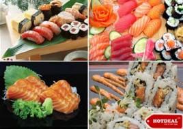 Buffet Nhật Cao Cấp Với Gần 200 Món Hấp Dẫn Tại Nhà Hàng Yakiniku Shiki. Voucher 500.000Đ Chỉ Còn 299.000Đ. Giảm 40% - 2 - Ăn Uống - Ăn Uống