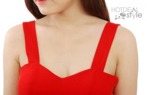 Đầm Nơ Lady – Chất Liệu Vải Tuyết Mưa Cao Cấp - Thiết Kế Thời Trang – Mang Đến Cho Bạn Nữ Vẻ Sang Trọng, Quý Phái. Giá 349.000 VNĐ, Còn 175.000 VNĐ, Giảm 50%.