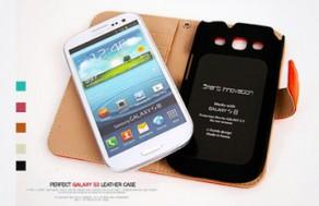 Bao Da Galaxy S3 – Thiết Kế Mở Ngang Tiện Dụng, Kiểu Dáng Thời Trang – Bảo Vệ Dế Yêu Khỏi Va Chạm, Trầy Xước. Giá 300.000 VNĐ, Còn 155.000 VNĐ, Giảm 48%.