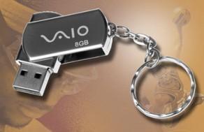 USB Sony Vaio 8GB – Thiết Kế Nhỏ Gọn, Thời Trang, Tốc Độ Truyền Tải Dữ Liệu Nhanh, Cho Bạn Thoải Mái Sử Dụng. Giá 250.000 VNĐ, Còn 130.000 VNĐ, Giảm 48%.