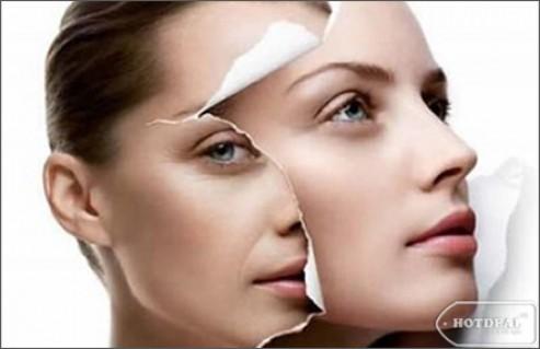 Da Sáng, Dáng Đẹp Cùng Dịch Vụ Dưỡng Trắng Da Mặt Với Enzym Kết Hợp Massage Làm Thon Gọn Bụng Tại Huệ Anh Spa. Voucher 450.000Đ Chỉ Còn 98.000Đ. Giảm 78%