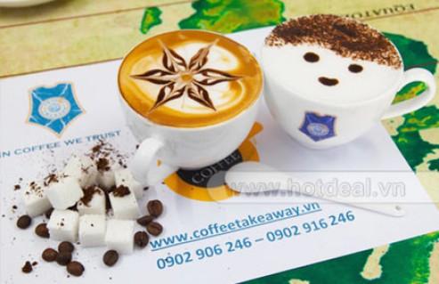 Tự Tay Sáng Tạo Các Món Uống Hấp Dẫn Theo Đúng Phong Vị Ý Với Khóa Học Pha Chế Café Take A Way Tại Trung Tâm Sấm Nhiệt Đới. Voucher 800.000 VNĐ, Còn 95.000 VNĐ, Giảm 88%.