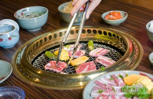 Thưởng Thức Hương Vị Thịt Ba Chỉ Lợn Nhật Nướng BBQ Thơm Ngon, Hấp Dẫn Dành Cho 1 Người Tại Nhà Hàng Yamato Yakiniku. Voucher 167.000Đ Chỉ Còn 95.000Đ. Giảm 43%
