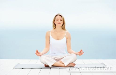 Cơ Thể Khoẻ Mạnh Và Tinh Thần Sảng Khoái Với Khóa Học Yoga Tại New Style Beauty. Voucher 1.000.000Đ Chỉ Còn 149.000Đ. Giảm 85%
