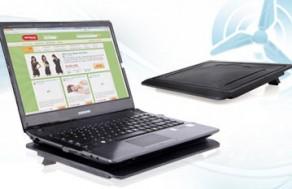Đế Tản Nhiệt LX948 – Thiết Kế Gọn Nhẹ - Bảo Vệ An Toàn Cho Laptop Của Bạn. Giá 210.000 VNĐ, Còn 105.000 VNĐ, Giảm 50%,