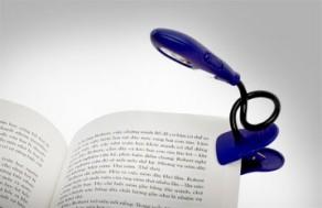 Đèn Kẹp Đọc Sách, Thiết Kế Tiện Dụng – Chiếu Sáng Hiệu Quả. Giá 52.000 VNĐ Còn 35.000 VNĐ, Giảm 33%.