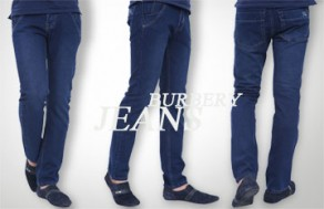 Tre Trung, Khoe Khoan Voi Quan Jeans Nam Burberry  Chat Lieu Jean Dep Mat  Kieu Dang Thoi Trang. Gia 320.000 VND, Con 195.000 VND, Giam 39%.