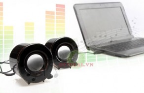 Thưởng Thức Âm Nhạc Theo Phong Cách Riêng Cùng Loa Mini Hình Q. Voucher 160.000 VNĐ, Còn 80.000 VNĐ, Giảm 50%.
